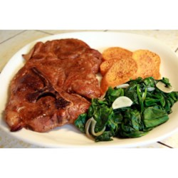 Marinated Baked Pork Chops Recipe