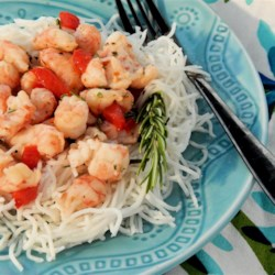 Fresh Rosemary Langostino Salad