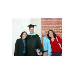 My Husband's Graduation