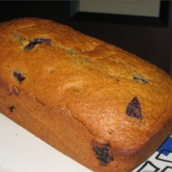 Spiced Plum Bread
