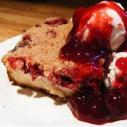 Photo of Blackberry Buckle by Taste of Home Test Kitchen