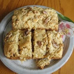 Pineapple Carrot Quick Bread