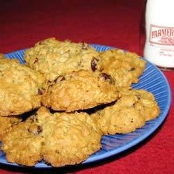 Photo of Oatmeal Dried Fruit Cookies by matzahball