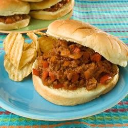Emily's Famous Sloppy Joes Recipe