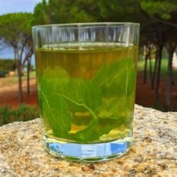Citrus-Honey Green Tea