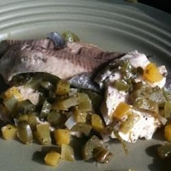 Photo of California Jalapeno Trout by Karyn Ulriksen