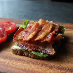 Baking Perfect Bacon for a BLT