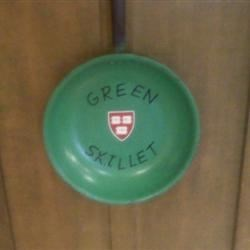 Green skillet award