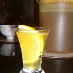 pineapple lemonade spritzers printer friendly