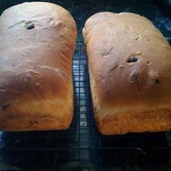 Cinnamon Raisin Bread I