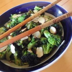 Image of Almond Broccoli Stir-Fry, AllRecipes