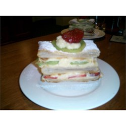 French Vanilla Slices (Mille-feuilles) Recipe
