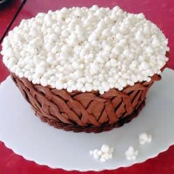 Candy Popcorn Cake So Tasty