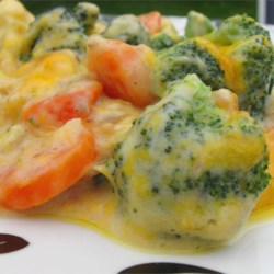 Creamy Vegetable Medley Recipe