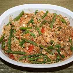 Image of Asparagus, Feta And Couscous Salad, AllRecipes