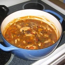 Photo of Chicken Tortilla Soup IV by Taseia Armstrong