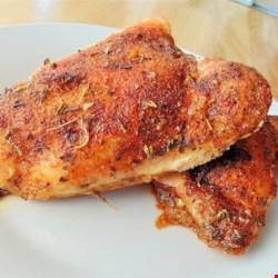 sicilian roasted chicken printer friendly