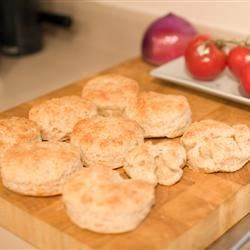 Photo of Fluffy Whole Wheat Biscuits by Ruth Ann Stelfox