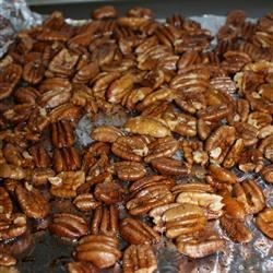 Photo of Toasted Pecans by Joyce Hickman