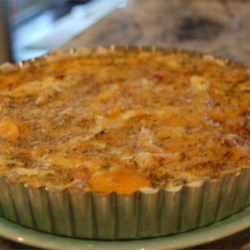 Best Chicken Quiche Recipe