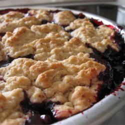 Blackberry Cobbler II Recipe