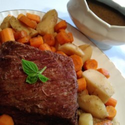 Stove Top Pot Roast