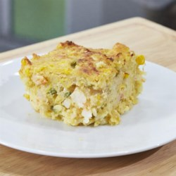 Holly's Shrimp Corn Bread