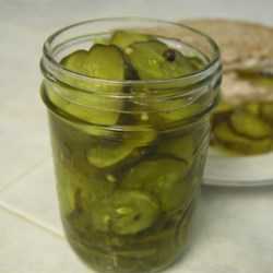 Sweet Dill Pickles Recipe