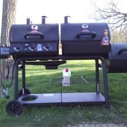 The new grilling machine!