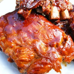 Slow-Cooker Barbecue Ribs Recipe