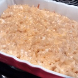 Lovely Back To Baked Mac And Cheese With Sour Cream And Cottage Cheese Recipe