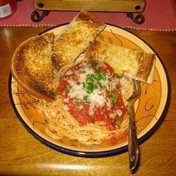 Quick Pasta Sauce Recipe