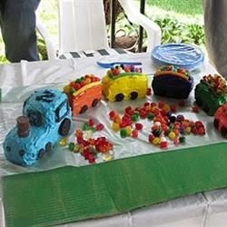 Zack's bday cake