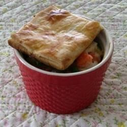 Healthy Chicken Pot Pie