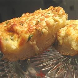 Stef's Super Cheesy Garlic Bread Recipe