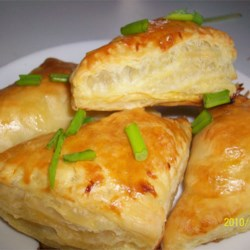 Feta Cheese Foldovers Recipe