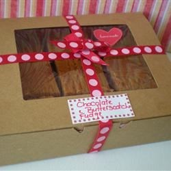 Chocolate and Butterscotch Fudge