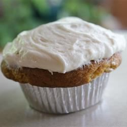 Best Pumpkin Cupcake