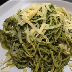Pesto Linguini