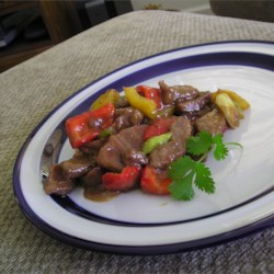 Chinese Pepper Steak Recipe