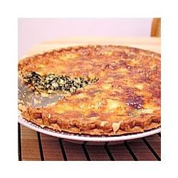 Vegetarian Quiche Recipe: Spinach Quice