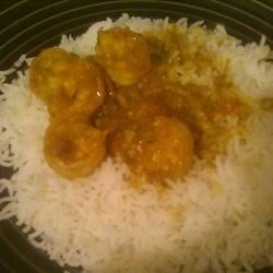 Photo of Coconut-Shrimp Curry by aggie889