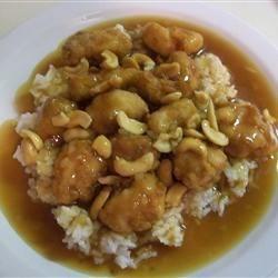Springfield Style Cashew Chicken II Recipe