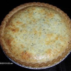 Ranch-Style Quiche