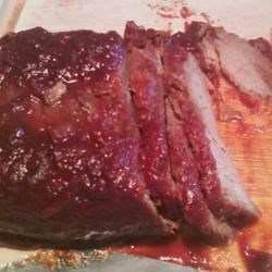 Photo of Cousin David's Slow Cooker Brisket by DRUMNWRITE