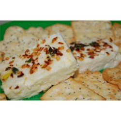 Spicy Baked Feta (Feta Psiti) Recipe