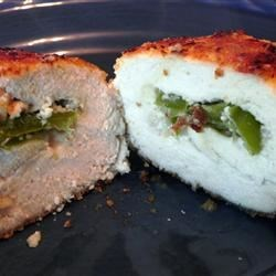 Mexican Chicken Kiev