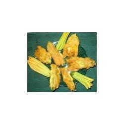 Chrispy Zucchini Blossoms