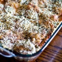 Eggplant Parmesan II Recipe