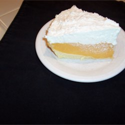 Cantaloupe Cream Pie II Recipe
